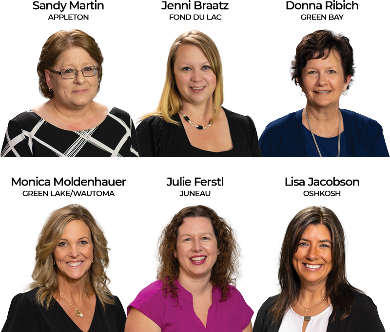 Guaranty Closing and Title Services regional employees